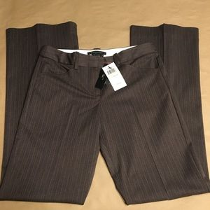 BCBG MaxAzaria Carla The Slim Flare Dress Pants